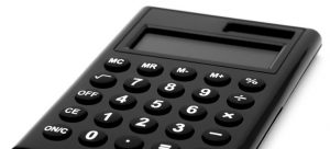 A calculator is helpful to set the costs when moving to the beach in Seabrook.