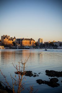 The view of Victoria, one of the best Canada cities for US ex-pats.