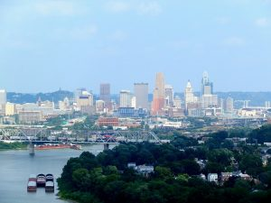 Cincinnati is one of the best places to consider calling your new home when moving to Ohio.
