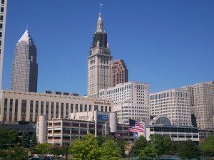 Cleveland, Ohio.